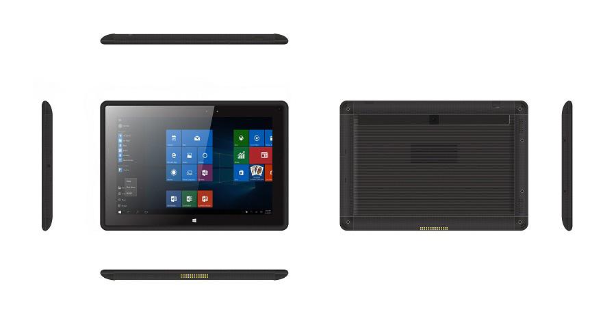 TVE1015D Industrial Tablet