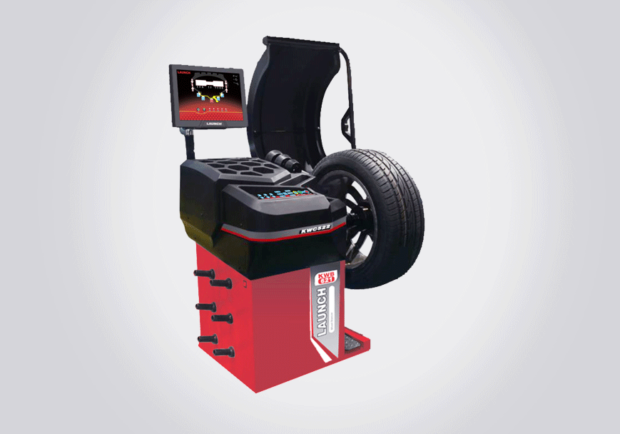 KWB-621 Wheel Balancer