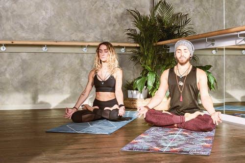 瑜伽练习之语音冥想