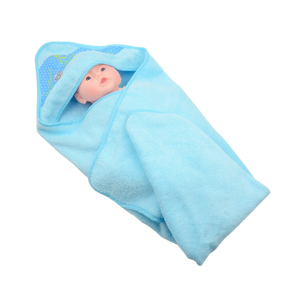 Baby wrap towel-Pink