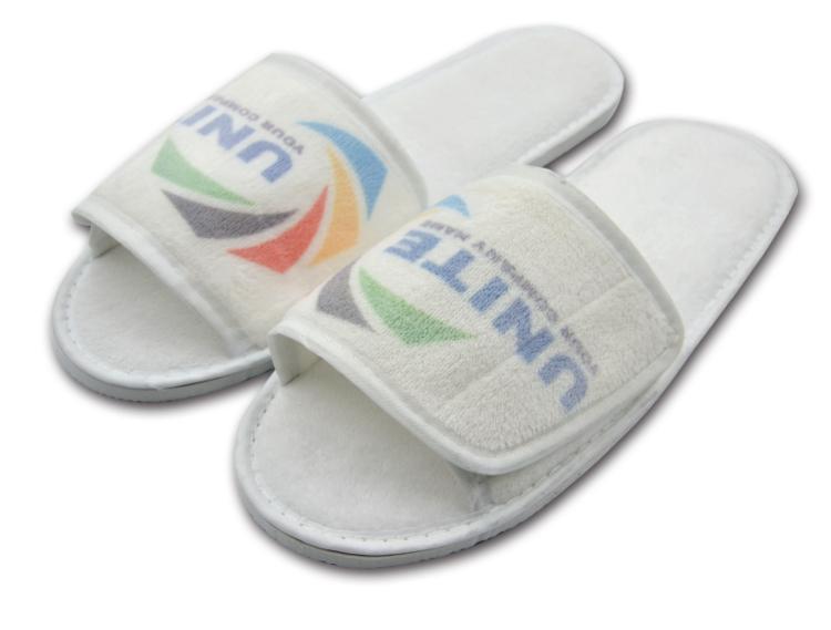 Fabric Slipper Adjustable