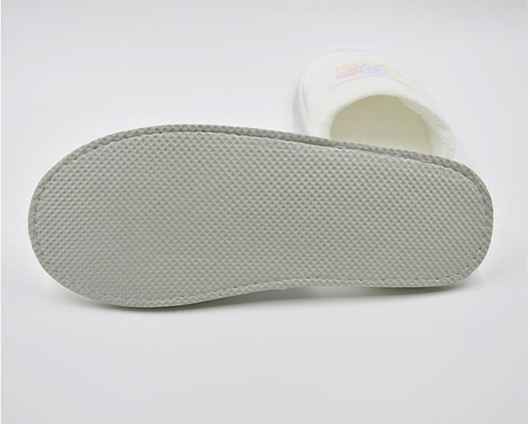 Bottom of Fabric Slipper