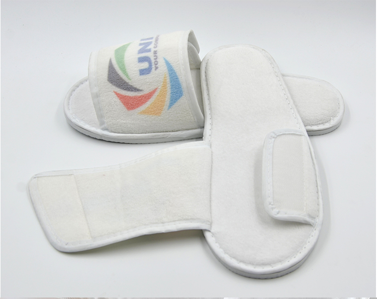 Fabric Cool Slipper Adjustable