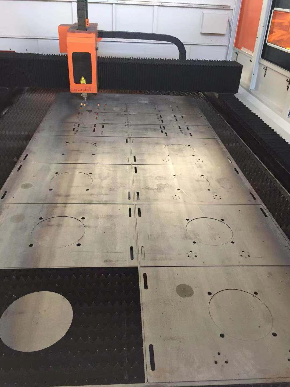 武汉金属光纤激光切割机厂家浅析设备使用操作流程(图)