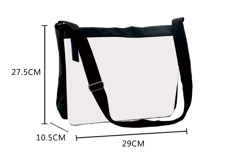 size for shoulder bag large