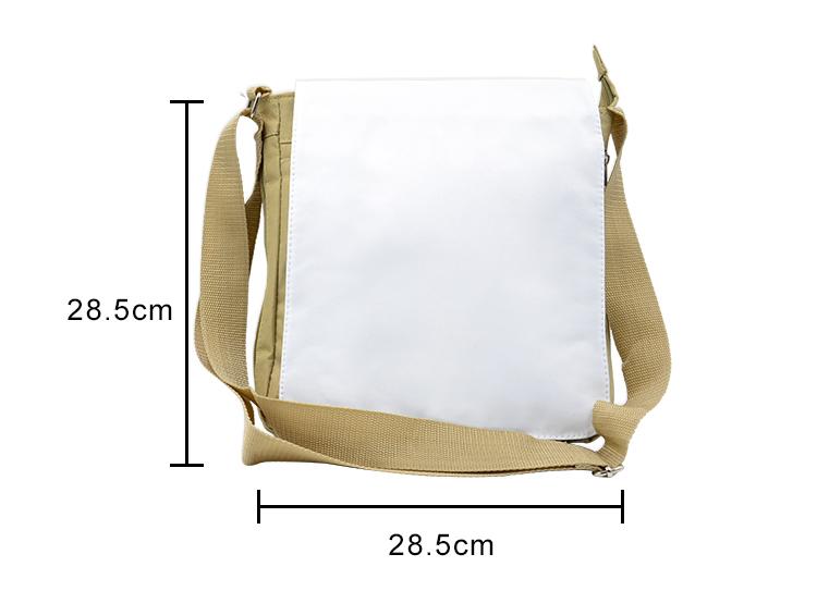 Sublimation Shoulder Bag