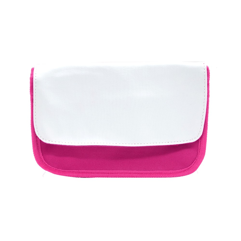 Pencil Case-Hot Pink
