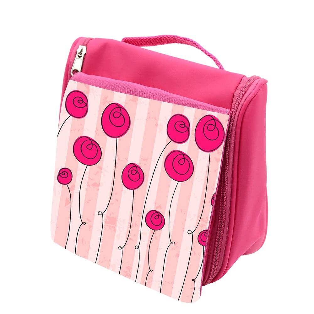 Lady's Washing Bag-Pink