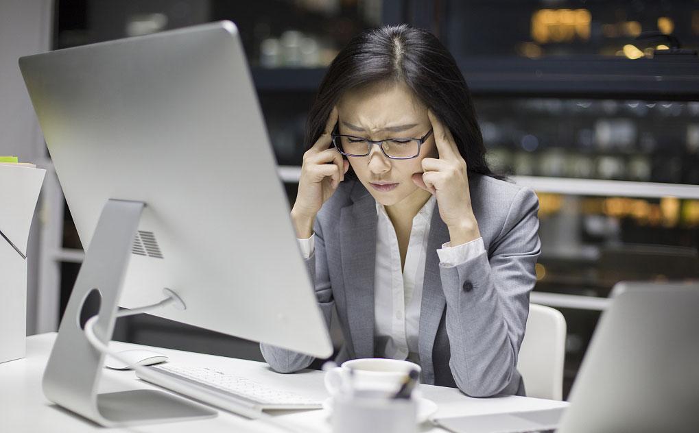 视疲劳不是一种独立的眼病