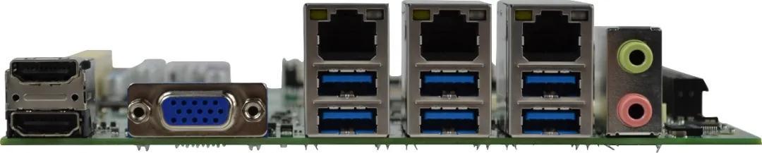 强健国产芯 汉智兴推出全新Mini-ITX ZBI-2001