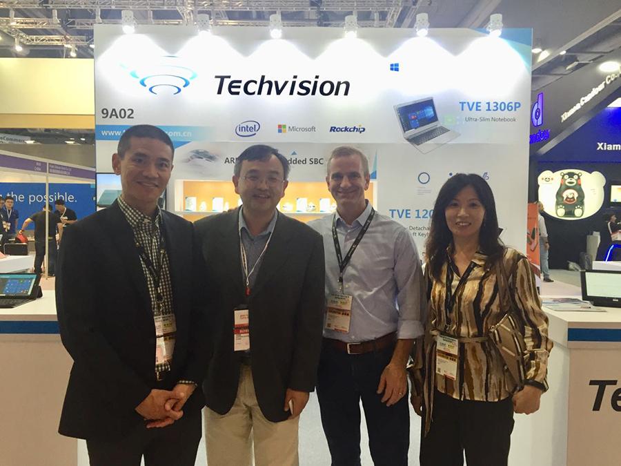 2017香港移动电子展-正在进行时