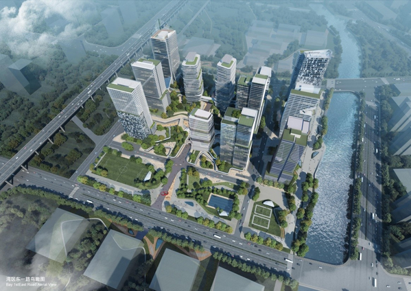 正中集团成功摘地,将于粤港澳大湾区核心再造传奇