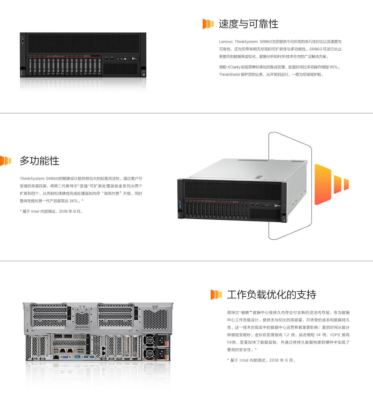 ThinkSystem SR860