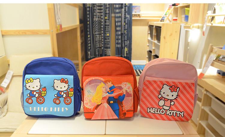 Sublimation Kids Back Pack Printed