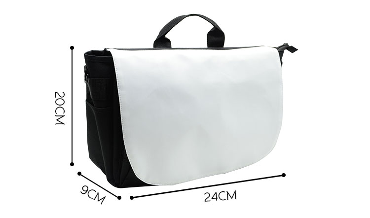 Size for Sublimation Briefcase