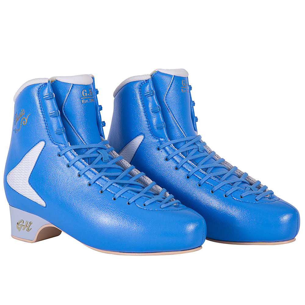 New Classic Skate Boots Blue