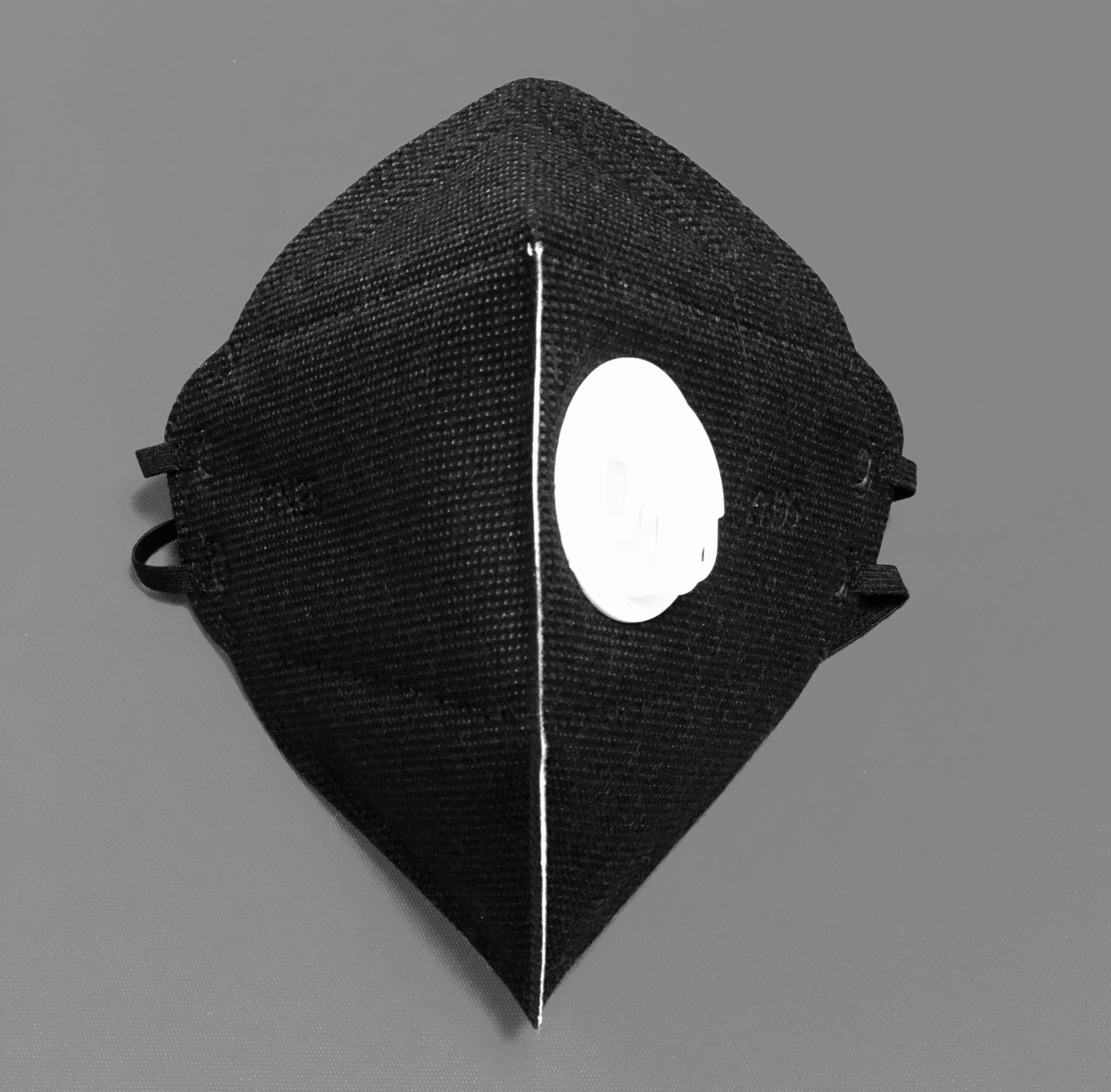 KN95防护型口罩(带呼吸阀)