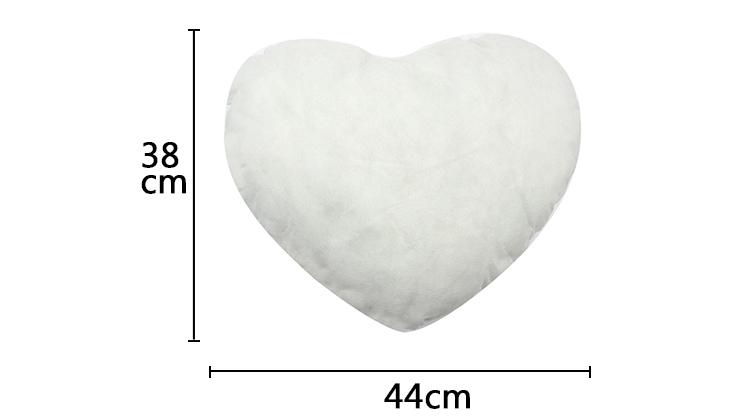 Pillow Filling-Heart shape 44*38cm-240g