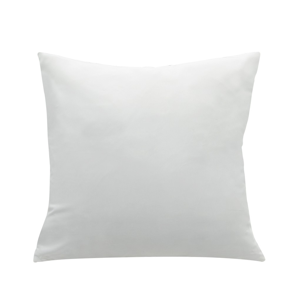 Thin Polyester Peach Skin Pillow Case-40*40CM