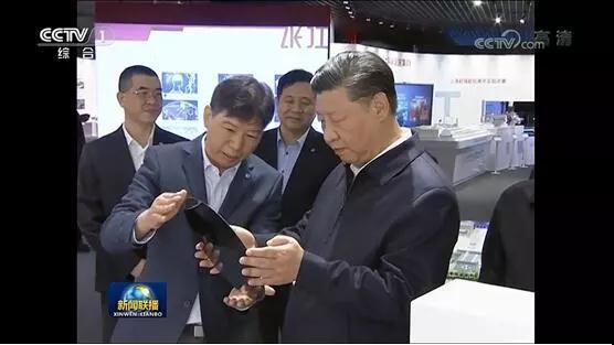 习近平到张江科学城考察 强调进一步增强科技创新的紧迫感和使命感