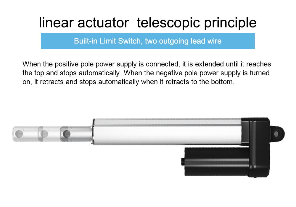 TOMUU-U10 Industry Actuator