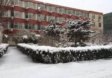 2月初的北京跟全国一样,大家都在抗击疫情,驰援武汉