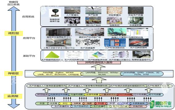 人工繁殖刀鱼温室监测系统 —水产智能物联网