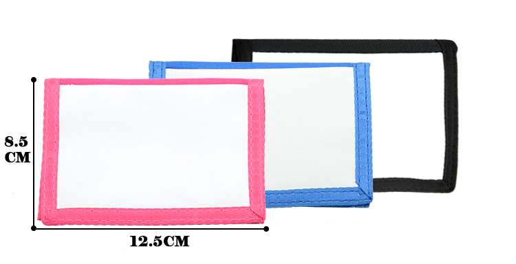 Sublimation PVC wallet 125*85cm