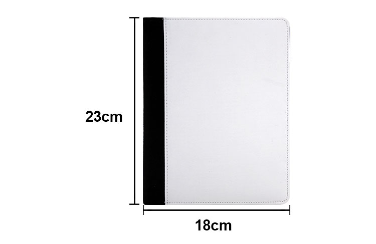 sublimation notebook