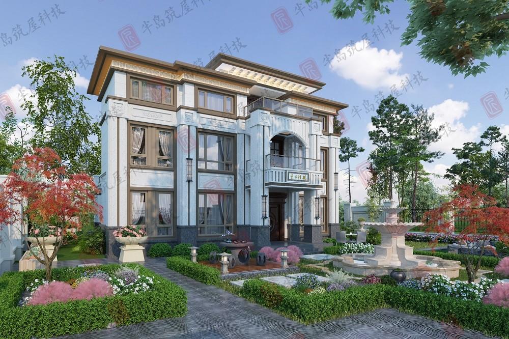 武汉乡村别墅的设计风格有哪些