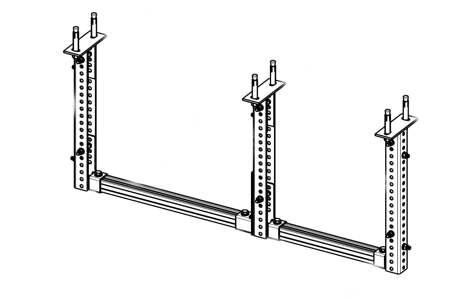 颠覆!!bob电竞ios士专利SR装配式支吊系统新品重磅上市,开创支吊架系统新纪元