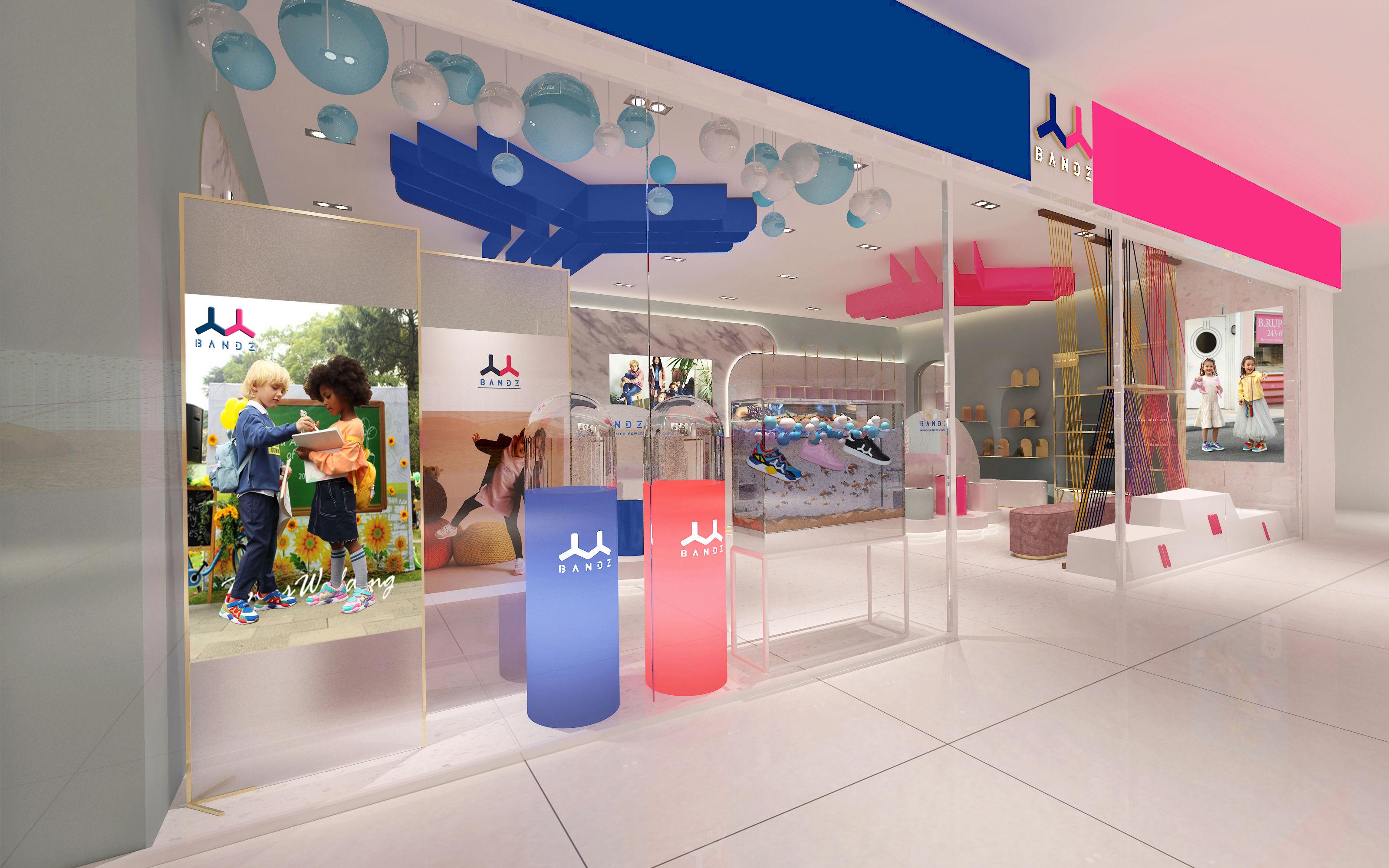 BANDZ班队长举办杭州品鉴洽谈会 | 打造童鞋市场新赛道