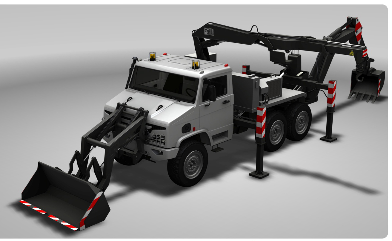 Emergency Rescue Special Vehicles Researched and Manufactured Smoothly