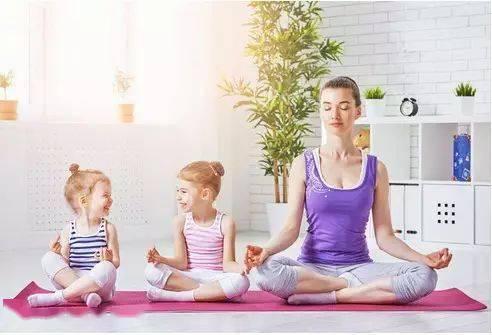 瑜伽1年、3年、5年的女人,真香现场