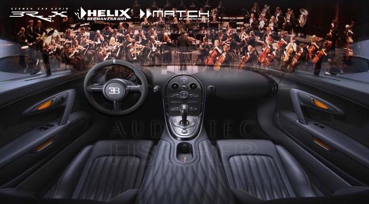 丰田霸道升级德国HELIX音响 | 酣畅潇洒的音乐,让人生绽放不一样的光芒
