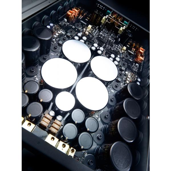 让人痴迷不已的发烧神器:德国BRAX MATRIX MX4四声道功放