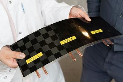 结构电池复合材料