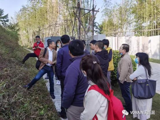 沃而润作为承办单位出席第三届中国交通绿色发展论坛