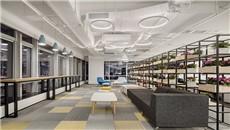 HTM赫红装饰设计倾情打造沃尔玛中国总部办公空间