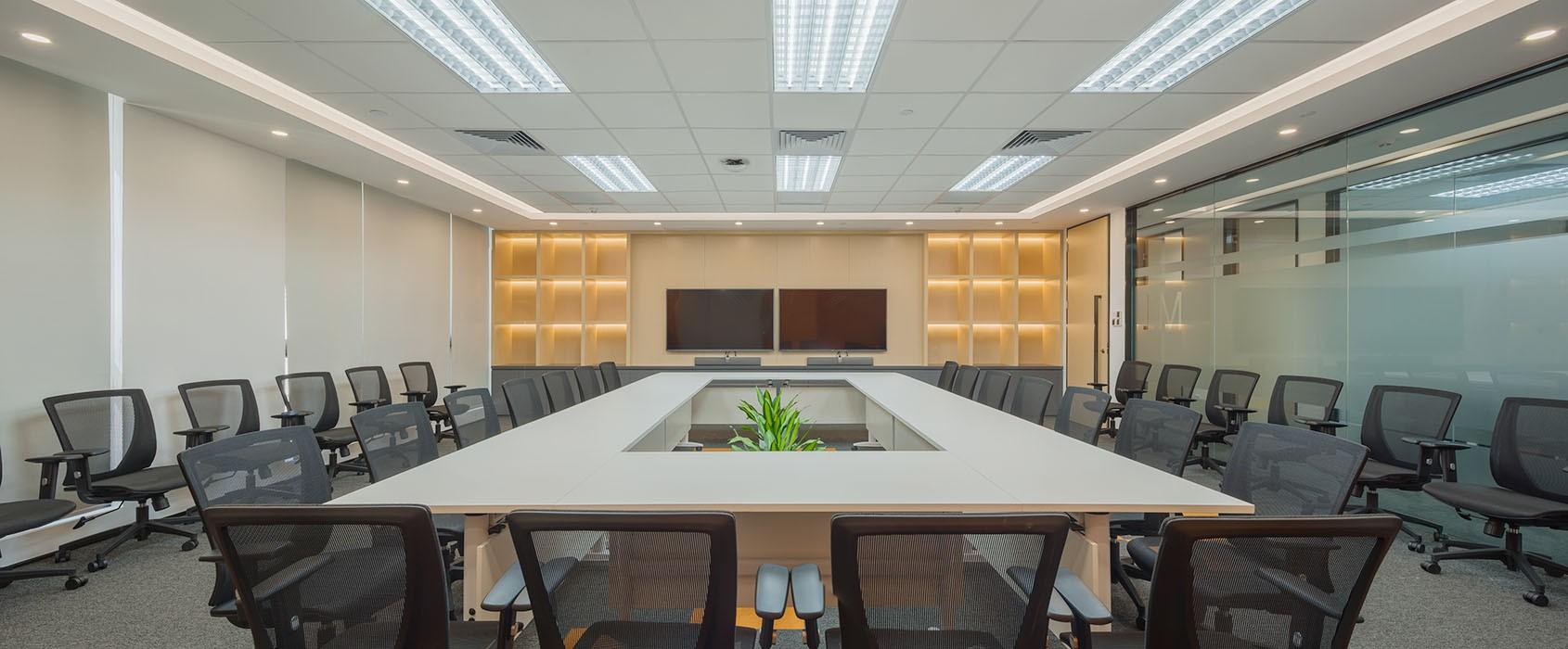 小米深圳办公室设计装修