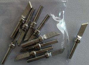 刀型烙铁头使用方法,焊接技巧