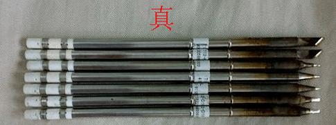 白光T12系列烙铁头型号与应用