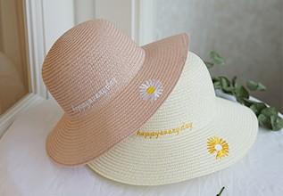 小雏菊草帽