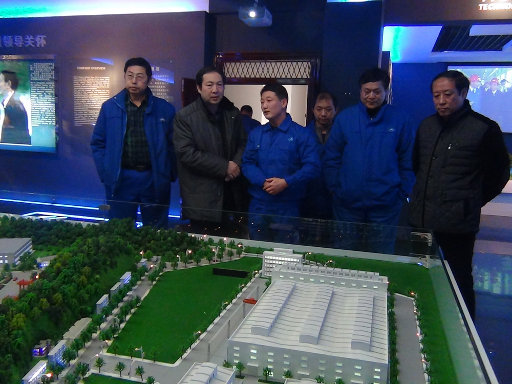 President of Architecture & Design Institute Visited Company