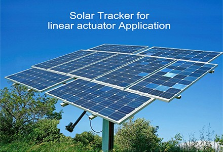 The advantage of linear actuator for solar systems