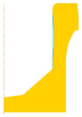 汽车仿真——轴套类零件折叠缺陷分析及解决方法