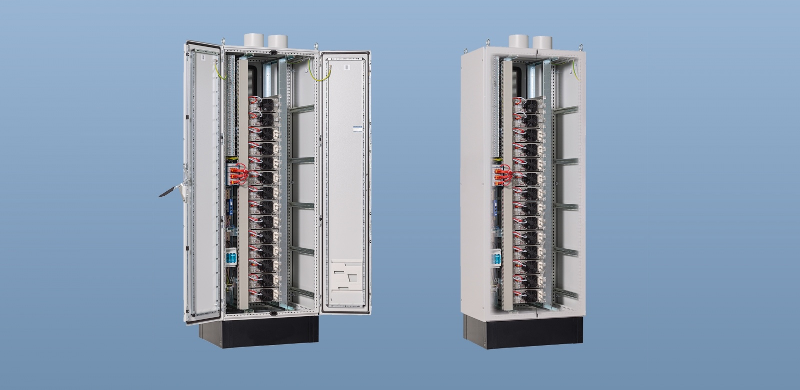 POWER STATION DC Cabinet Rectifiers
