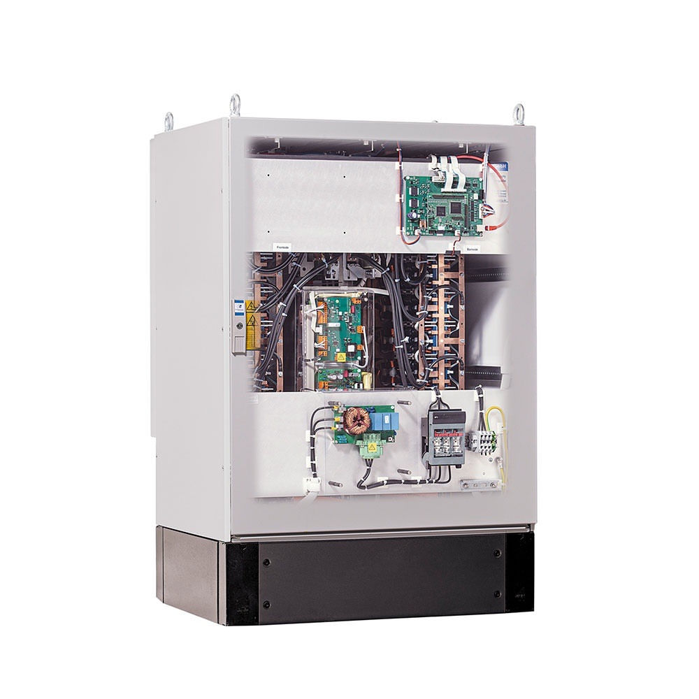 Pulse Reverse power supplies, Cabinet models