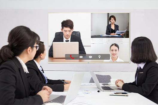 科天云视频会议解决方案,打造企业协作可视化平台
