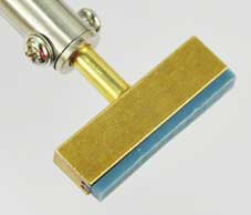 使用T型烙铁头焊接液晶屏排线的技巧